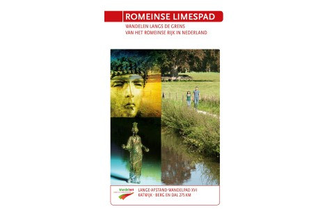 Cover Romeinse limespad